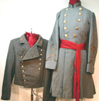 Confederate Uniforms