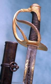 More-same sword -  Ames M1840 CAVALRY OFFICER -