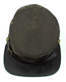 Scarce pattern civil war kepi