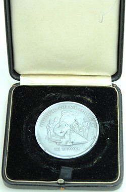Commemorative Petersburg Medal