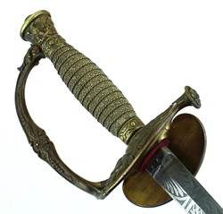 M 1860 Staff Officer Sword